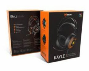 AURICULAR GAMING KROM Kayle 7.1 Virtual RGB